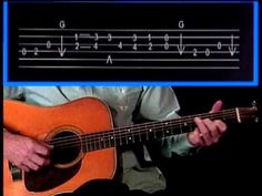 ▶ Amazing Grace: Easy guitar lesson - YouTube