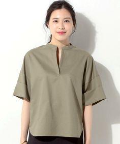 【ZOZOTOWN 送料無料】UNITED ARROWS(ユナイテッドアローズ)のシャツ/ブラウス「UBBT C バンドカラー プルオーバー」(15162150495)を購入できます。