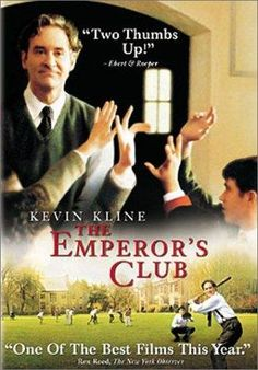THE EMPEROR's CLUB by Michael Hoffman (2002)