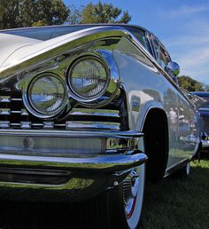 1959 Buick Front Fender