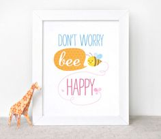 Bee Happy, Part 2 • happy dappy bits blog