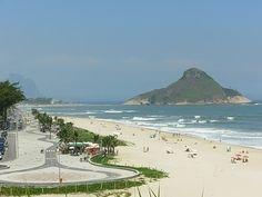 Praia do Recreio dos Bandeirantes, RJ