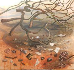 150cmx140cm Acrylic Arrow, Painting, Painting Art, Paintings, Painted Canvas, Arrows, Drawings