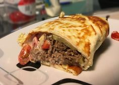 Big Mac Wrap (Low Carb Teig) by ElJarubin on www.rezeptwelt.de