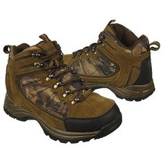 Nevados Tucson Pre/Grd Boots (Dk Chstnt/Shtke/Camo) - Kids' Boots - 12.5 M