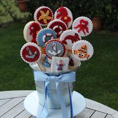 #hoşgeldin #welcome #sea #seaworld #cookies #kurabiye #bucket #kurabiye #şekerhamuru #deniz #nemo #anchor #çapa #birthday #doğumgünü #biscuits #biscotti #babyshower #itsaboy #babyboy #seastar #seahorse #denizatı #octopus #garden #ribbon #blue #erkek #cookiestagram #fondantart