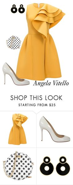"""Untitled #1029"" by angela-vitello on Polyvore featuring Christian Louboutin and Dolce&Gabbana"