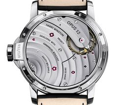 Harry Winston Opus. Ultra Complicated watches of 2012