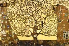Gustav Klimt Tree of Life 24-by-36-Inch Art Poster Print: http://www.amazon.com/Gustav-Klimt-36-Inch-Poster-Print/dp/B001D4JGUW/?tag=livestcom-20