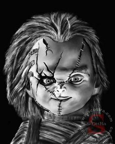 By request, here's Chucky! Be sure to check out my site for the fullsize image: www.scottra.com