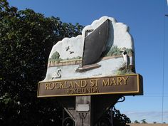 The Village of Rockland St Mary, Norfolk