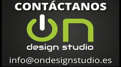 Video Contáctanos On Design Studio - YouTube
