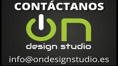 Video Contáctanos On Design Studio - YouTube