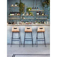 Concept Restaurant, Deco Restaurant, Modern Restaurant, Menus Restaurant, Restaurant Bar Stools, Design Café, Design Studio, Food Design, Design Ideas