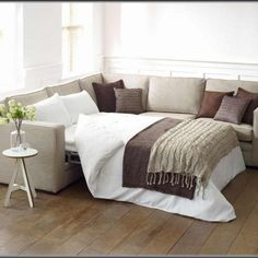 Good Small Apartment sofa Bed Image nice great apartment size sectional sofa 31 on home decor ideas Small Sectional Sleeper Sofa, Corner Sectional Sofa, Corner Sofa, Sectional Sofas, Leather Sectional, Corner Table, Brown Sectional, L Couch, Sofa Sofa