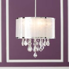 House of Hampton Leontine 4 Light Drum Chandelier Empire Chandelier, Chandelier Lighting, Chandeliers, Bathroom Chandelier, Globe Chandelier, Pendant Lights, Pendant Lamp, Vases, Mirrored End Table