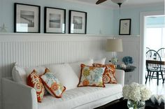 10 Ways to Decorate with Orange
