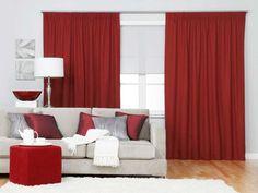 Ransom Cardinal Curtains