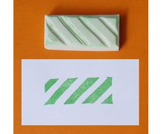 Items similar to Masking Tape Rectangle Rubber Stamp, Geometric handcarved stamp, strip hand carved rubber stamp, washi tape handmade stamp on Etsy Masking Tape, Washi Tape, Handmade Stamps, Handmade Gifts, Tampons, Hand Carved, Carving, Unique Jewelry, Illustration