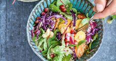 Oller Blattsalat war gestern! Dieser exotische Salat ist super würzig und steckt voller Vitamine und Nährstoffe!