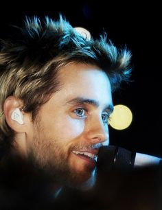 #JaredLeto I'll never get tired to say it. Jared Leto is gorgeous.