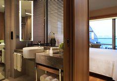 Patio Harbour View Guest Room - Bathroom