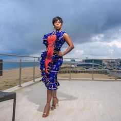 The complete collection of Exotic Ankara Gown Styles for beautiful ladies in Nigeria. These are the ideal ankara gowns Latest Ankara Short Gown, Ankara Short Gown Styles, Short Gowns, Dress Styles, Ankara Blouse, Ankara Skirt, Ankara Tops, Ankara Styles For Men, Latest Ankara Styles