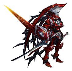 Knight (Cosmic?)