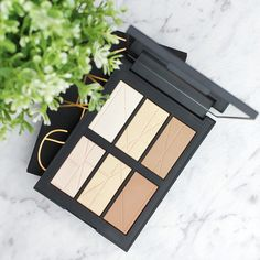 Nars Bord de Plage Highlighting and Bronzing Palette | Rosy Disposition