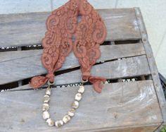VENTA Collar de Ione aparece en joyería por VeritasArtJewelry