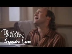 (68) Phil Collins - Separate Lives (Official Music Video) - YouTube
