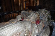 The Tomb of King Henry IV and his Wife Joan of Navarre