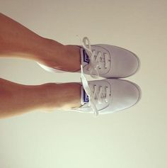 Keds Sneakers, Keds Shoes, Keds Champion, Leather Shoes, Converse, Women's Fashion, Style, Casual Clothes, Leather Dress Shoes