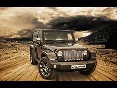 2012 Vilner Jeep Wrangler - Front Angle
