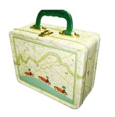 Cars suitcase for your littles lunches.