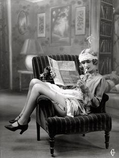 Erotic Photography - Vintage 1920's. Courtesy of Bassenge Auction House.