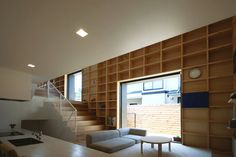 dr.s house by soy in sendai, japan