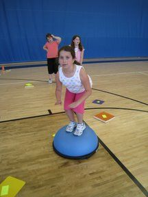 Kids Fitness Boot Camp! Physed fitness days!