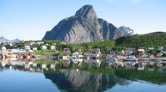 Sykkelturer: Lofoten fra Svolvær til Å, Norske Bygdeopplevelser