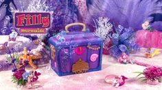 Do you know what are inside this Filly Mermaids Treasure Box? Treasure Boxes, My Little Pony, Decorative Boxes, Lunch Box, Mermaids, Home Decor, Decoration Home, Room Decor, Bento Box