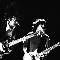 Angus Young & Malcolm Young