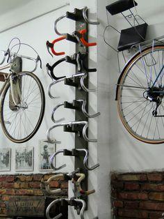 Super Home Bike Shop Ideas 34 Ideas Dirt Bike Shop, New Dirt Bikes, Truck Bike Rack, Best Bike Rack, Bike Storage Design, Bike Design, Eletric Bike, Recycled Bike Parts, Electric Bike Kits
