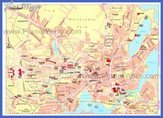 cool St Petersburg Map Tourist Attractions