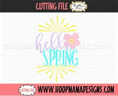 hmd_hello_spring  HoopMama Designs, LLC - Product Downloads