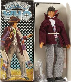 John Kenneth Muir's Reflections on Cult Movies and Classic TV: Action Figures of the Week: Doctor Who (Fourth Doc...
