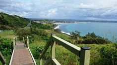 Lennox Head Pat Morton Lookout Stairs to the top