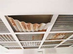 Ceilings | Corrugated Metal Ceiling