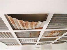 Ceilings | Corrugated Metal Ceiling