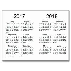2017-2018 School Year Calendar by Janz Mouse Pad | Schools, School ...