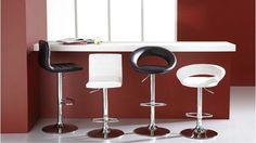 Dima Bar Chair White La Cuisine Pinterest Bar Stools